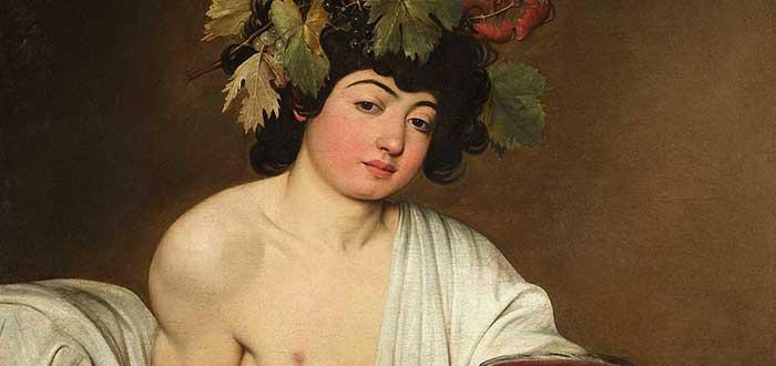 Obras de Caravaggio 3 | Baco