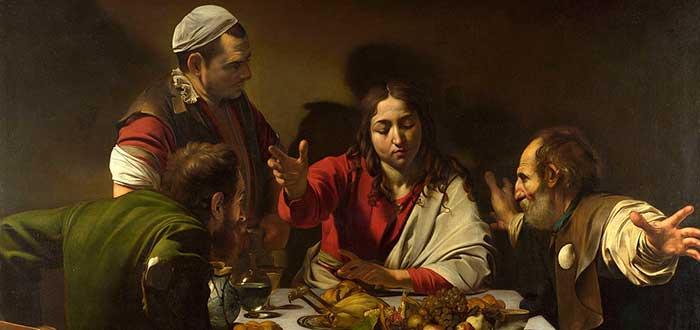 Obras de Caravaggio 4 | Los discípulos de Emaús