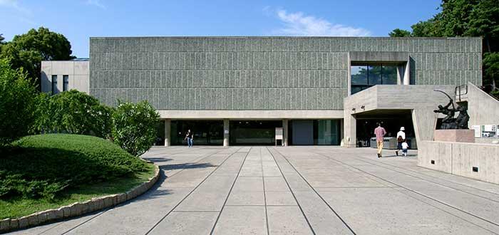 Las 5 Obras de Le Corbusier más Famosas | Museo Nacional de Arte Occidental