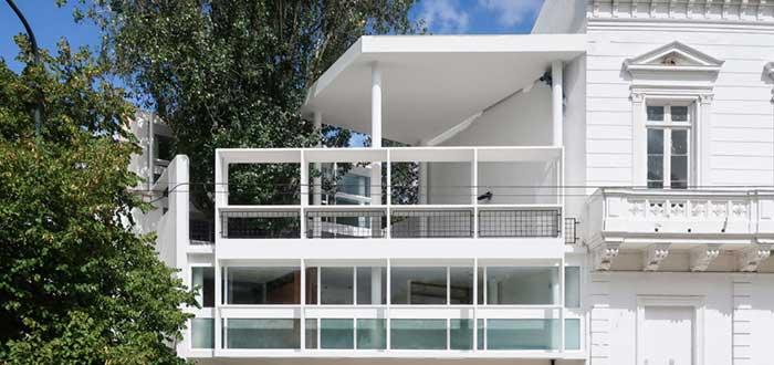 Las 5 Obras de Le Corbusier más Famosas | Casa Curutchet