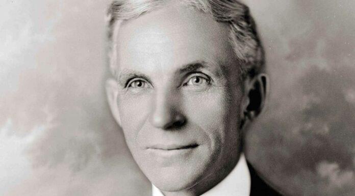 Quién fue Henry Ford 1