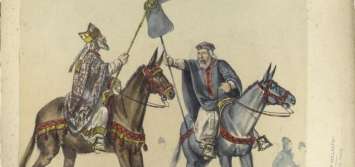 Batalla de las Navas de Tolosa caballeros