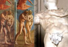 """La censura en el arte: hojas de parra y de higuera para tapar """"vergüenzas"""""""