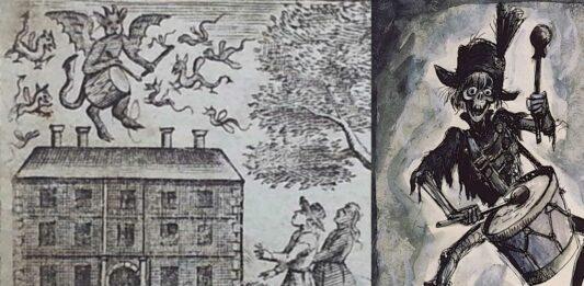 El Diablo y el Tambor | El primer poltergeist. ¡Escalofriante!