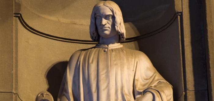 Estatua a Lorenzo de Medici, Florencia.