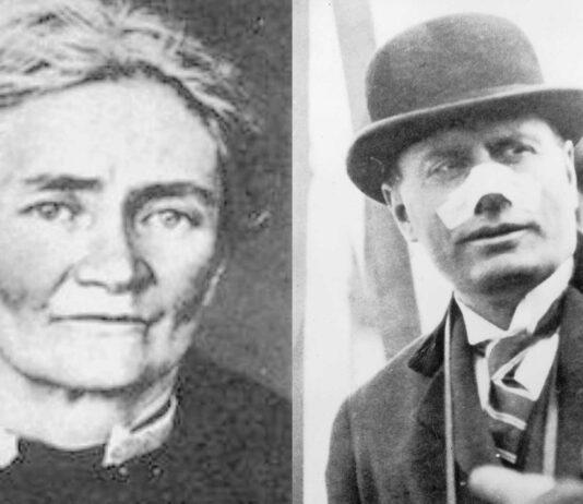 Violeta Gibson | La mujer que atentó contra Mussolini