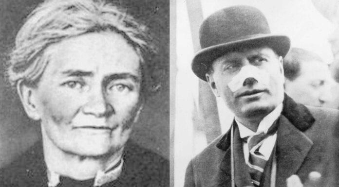 Violeta Gibson   La mujer que atentó contra Mussolini