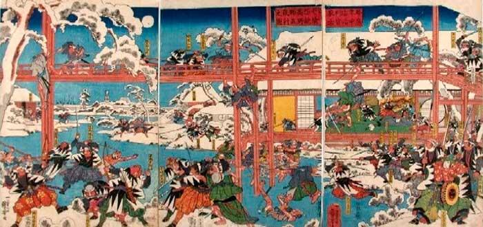La leyenda japonesa de los 47 Ronin | Descúbrela 2