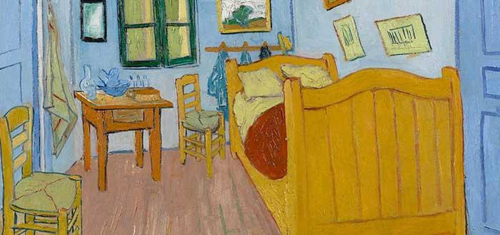 5 Pinturas de Van Gogh | El dormitorio en Arlés