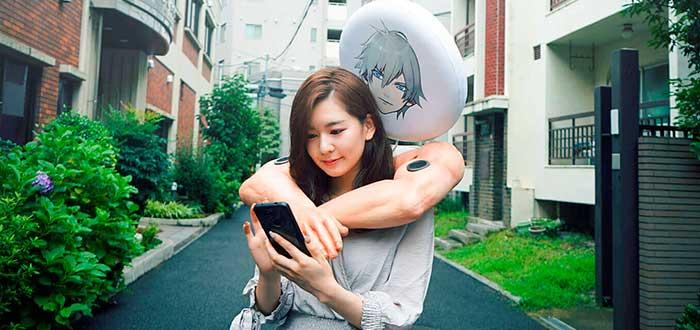 8 Inventos Japoneses Curiosos | Altavoces Abrazo de novio