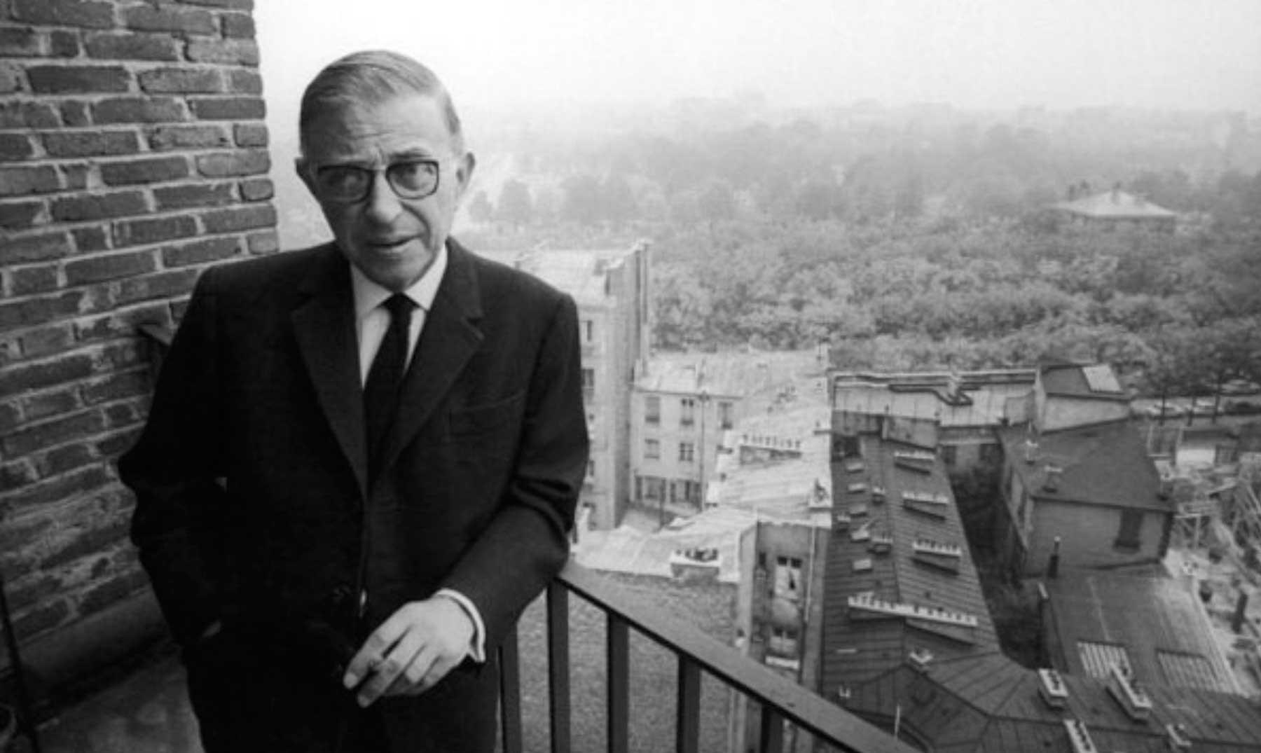 Resultado de imagen para Jean-Paul Sartre