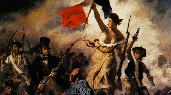 La libertad guiando al pueblo | Significado e importancia en la historia 1