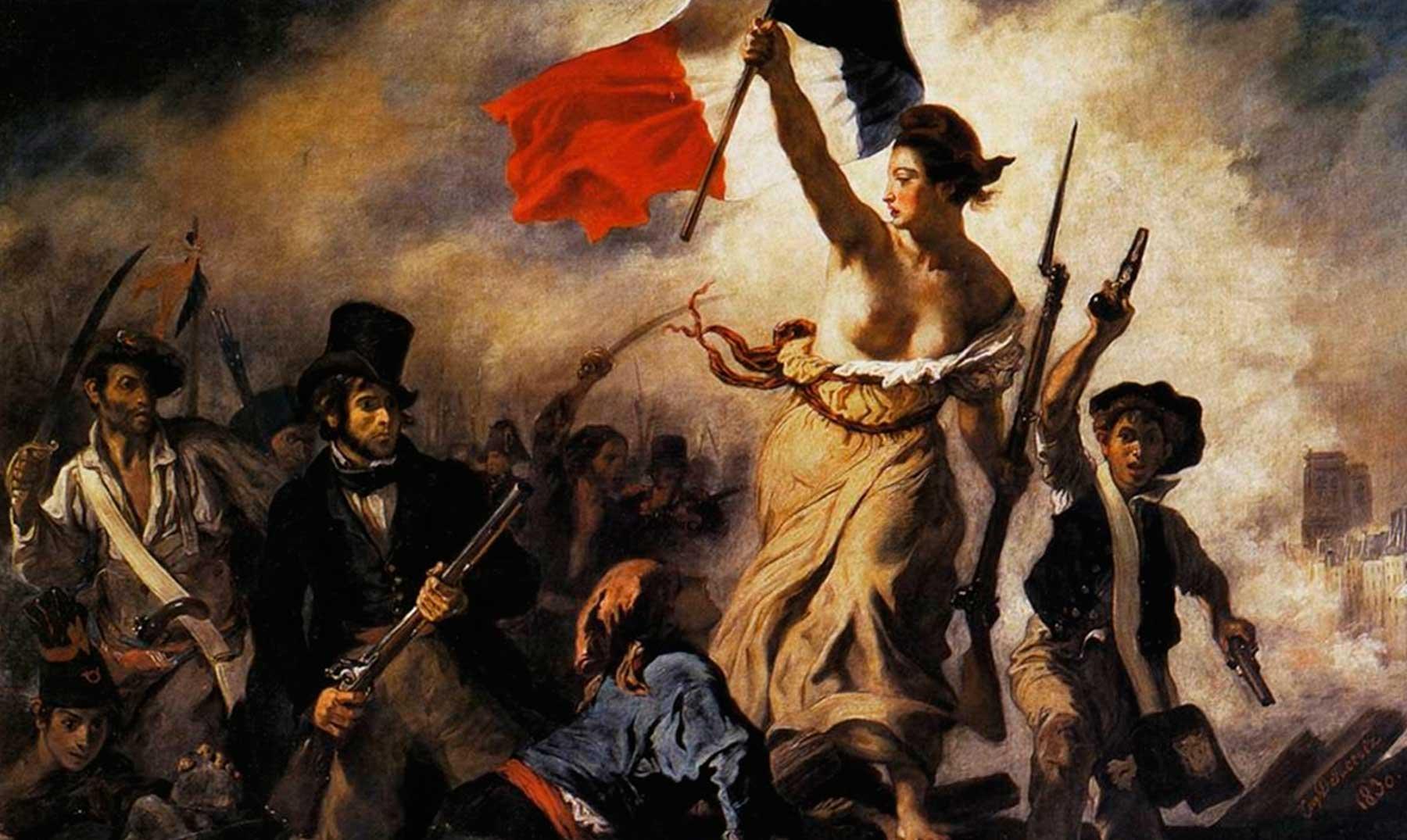 La libertad guiando al pueblo | Significado e importancia en la historia
