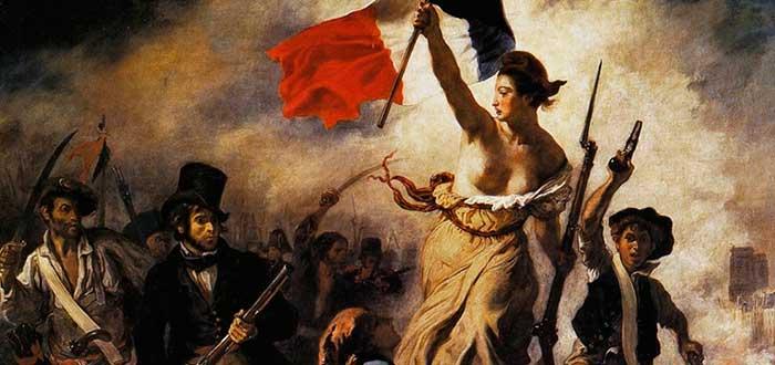 La libertad guiando al pueblo   Significado e importancia en la historia 2