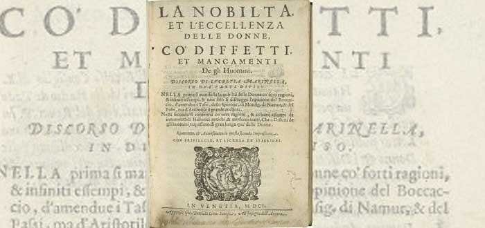 Lucrezia Marinella | Defensora de los derechos de las mujeres