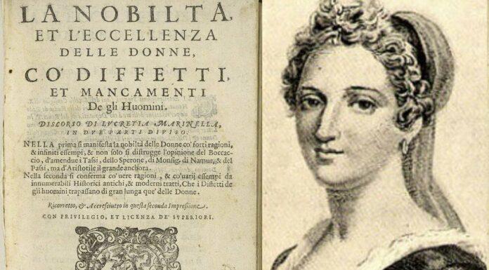 Lucrezia Marinella   Defensora de los derechos de las mujeres