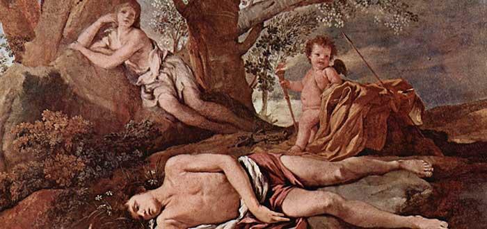 Mito de Eco y Narciso | La flor que brotó de un amor imposible 2