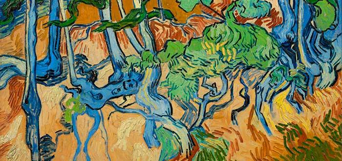 5 Pinturas de Van Gogh | Raíces de Árbol
