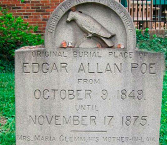 El misterio de la tumba de Edgar Allan Poe | Más allá de la muerte 3
