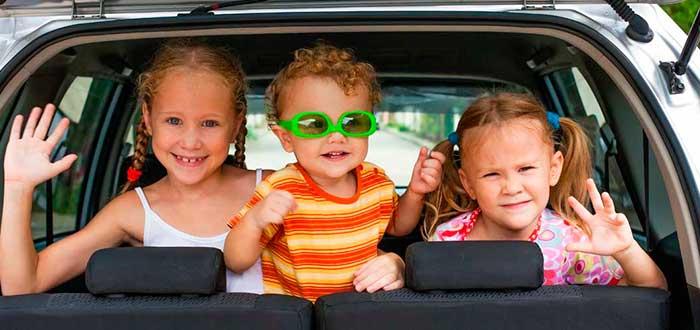 Consejos para viajar con niños este verano