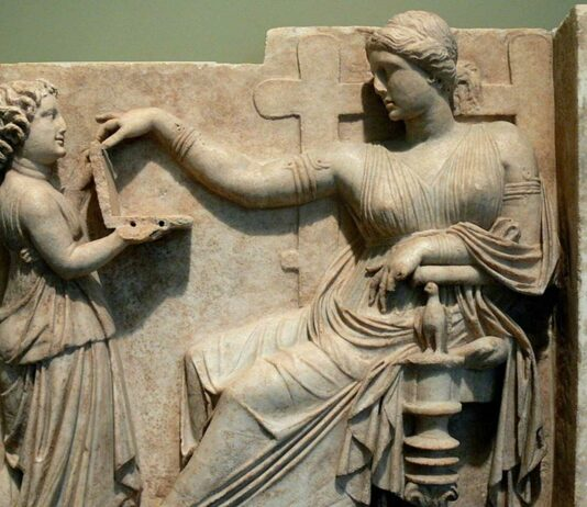 Hija Epiclera en Atenas   Sin derecho a heredar y obligada a casarse