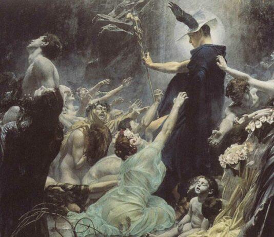 El Inframundo Griego | 5 Lugares que verías en el Hades