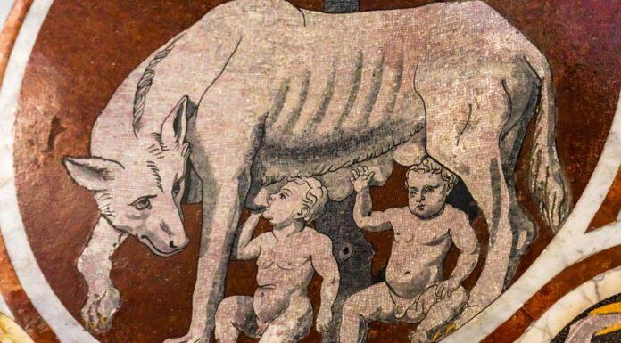 La Leyenda de Rómulo y Remo | La fundación de Roma