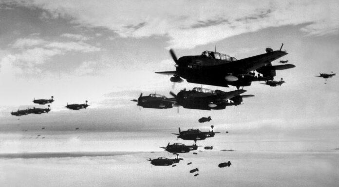 Batalla de Midway | Las fuerzas estadounidenses contra las japonesas
