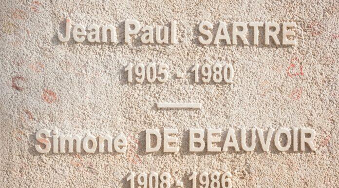 Jean-Paul Sartre y Simone de Beauvoir | Amor e intelectualidad