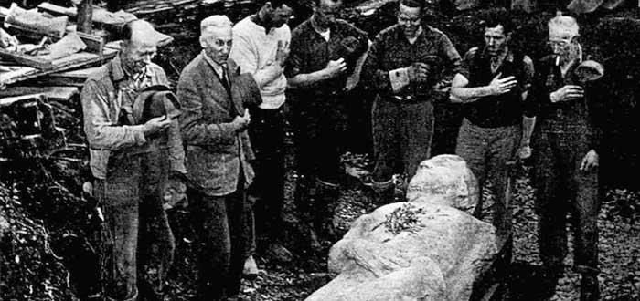 El Gigante de Cardiff | Uno de los engaños más curiosos de la historia