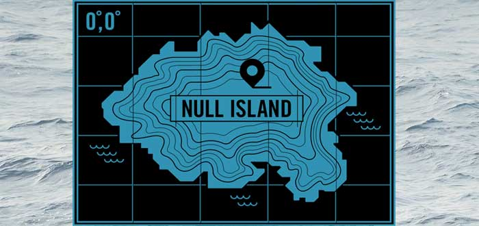 Null Island   La importantísima isla inexistente. ¡Descubrela!