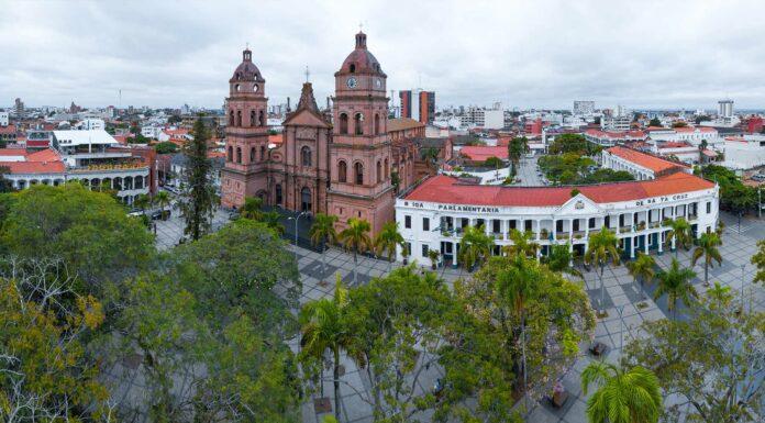 ciudad de santa cruz bolivia