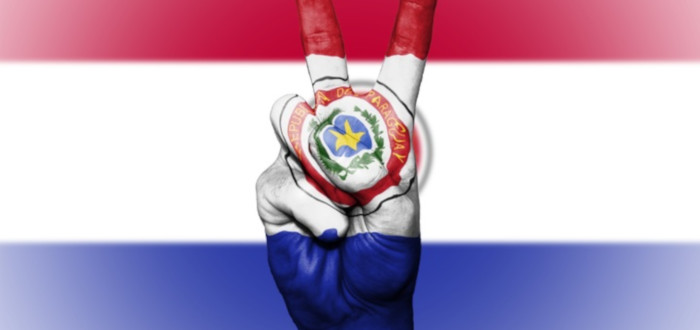 Curiosidades de Paraguay bandera