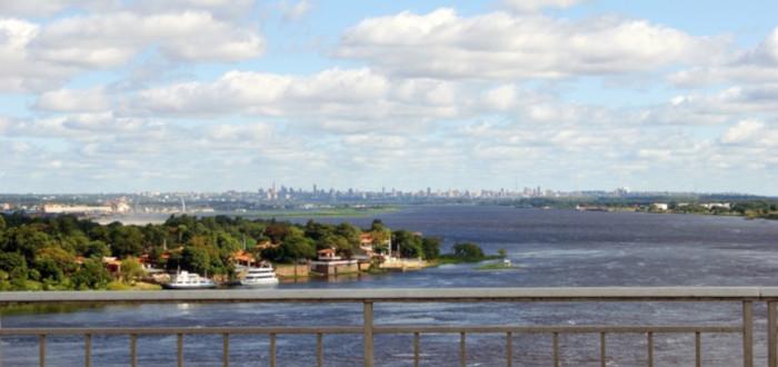 Curiosidades de Paraguay río