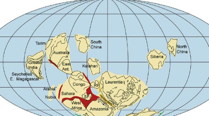 Rodinia | Curiosidades del supercontinente de hace 1100 millones de años