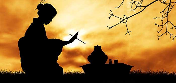 Ceremonia del té en Japón | Filosofía y religión tras la ceremonia del té en Japón