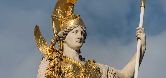 Diosas griegas | Atenea, diosa de la sabiduría