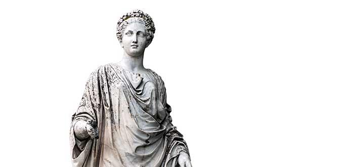 Diosas griegas | Démeter, diosa de la cosecha y la agricultura