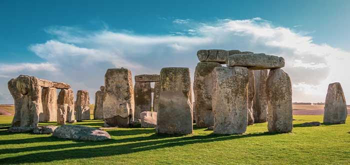 Stonehenge en el reino unido