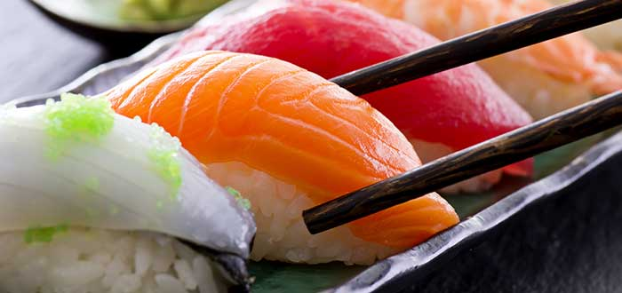 Tradiciones de Japón. Gastronomía japonesa