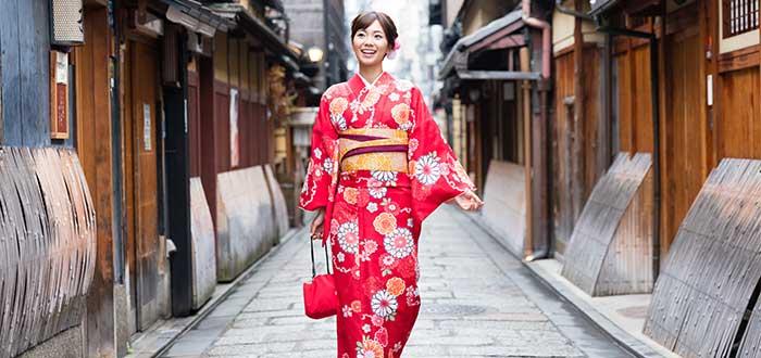 Tradiciones de Japón.
