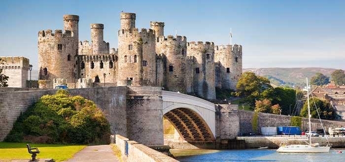castillos de gales