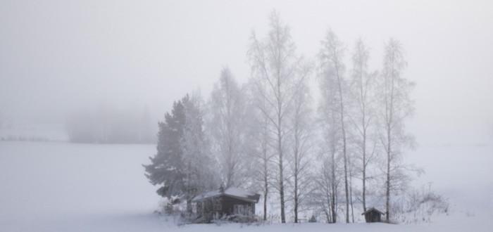 Curiosidades de Finlandia tormenta