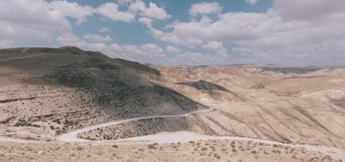 Curiosidades de Israel desierto