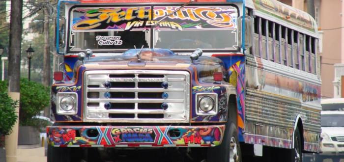 Curiosidades de Panamá camión