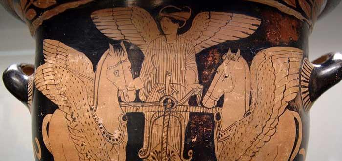 El Mito del Carro Alado   El alma humana de Platón