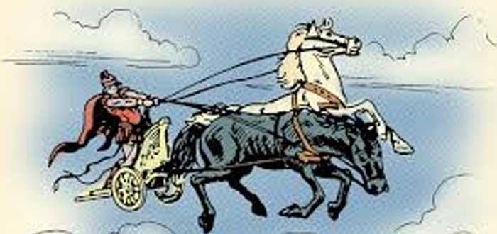 El Mito del Carro Alado | El alma humana de Platón