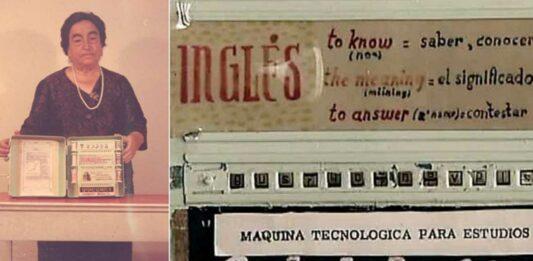 Ángela Ruiz Robles | La Mujer que inventó el Libro Electrónico