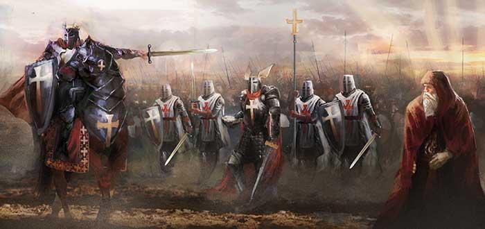 Caballeros Templarios   Otras curiosidades de los Caballeros Templarios