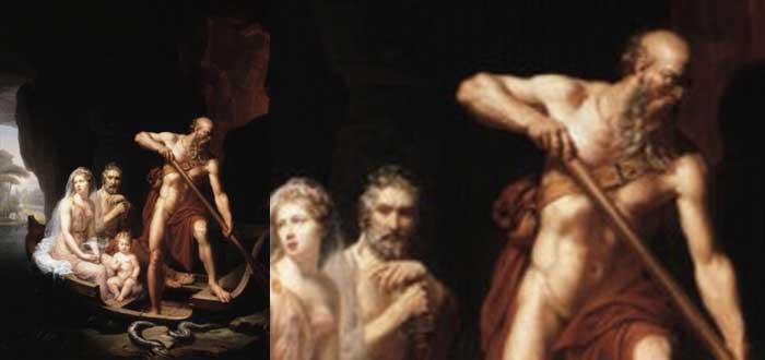 Caronte | El barquero del Hades que ayudaba a las almas a cruzar